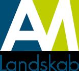 AM Landskab logo