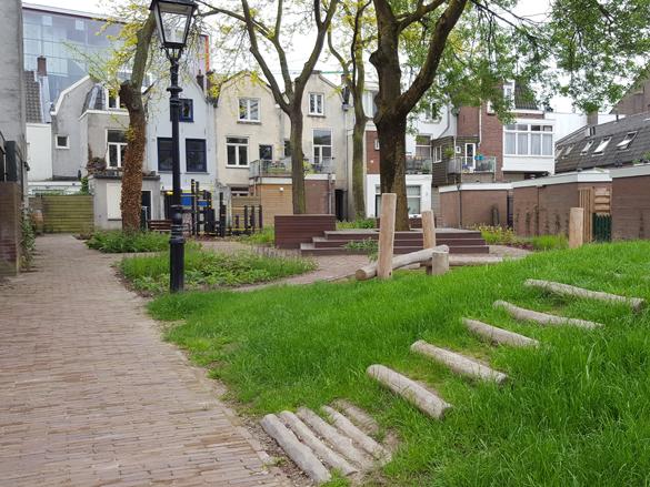 Co-creatie Herinrichting Hergebruik Biodiversiteit Stadscentrum