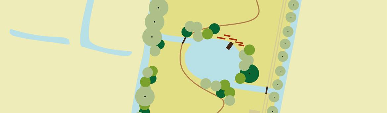 Transformatie Agrarisch Gebied Klimaatadaptie Landschapsontwerp Tuinontwerp Rijnenburg