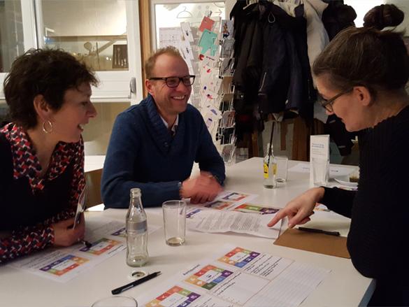Leerlijn Initiatieven Participatie Gemeente Agile werken LEAN Serious Game