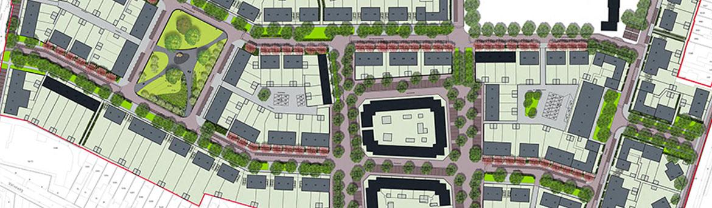 Velve Lindenhof bestemmingsplan stedenbouwkundig plan programma van eisen infrastructuur De Woonplaats Enschede co creatie krachtwijk