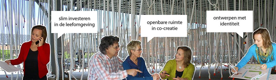 ruimtelijke ordening projectmanagement place making