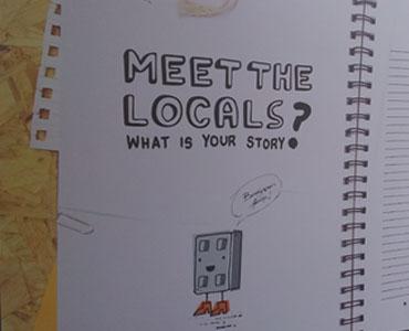 Omgevingswet Omgevingsvisie Lokaal kracht Storytelling