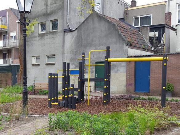 Co-creatie bewonersparticipatie duurzaam stadscentrum
