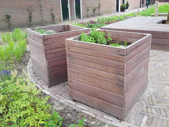 Co-creatie bewonersparticipatie eetbaar groen biodiversiteit